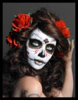 Day of the Dead by moonglue