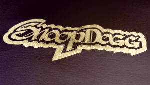 Snoop Dogg Calligraphy by SativaLeaf