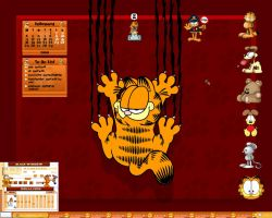 Garfield by Smokey41