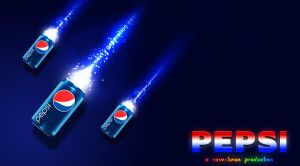 Pepsi Missiles by jaysquall
