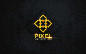 Pixel Studio's logo V3 by cioue