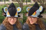Luxray Hat by Kai45