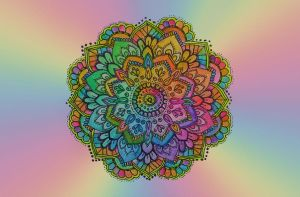 mandala by flowwwer