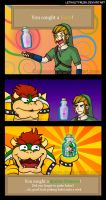Bowser's Inspiration by Gabasonian