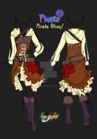 Pirate Ahoy Female by eitho