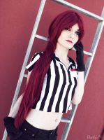 Katarina Red Card Cosplay [8] by LadyNoa