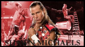 WWE: the HBK shawn michaels. by vikkiinvideoland