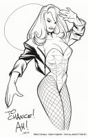 Black Canary - Adam Hughes by JPMartin