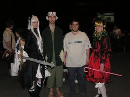 2 Rozen and Kisuke and me by geerybacsi