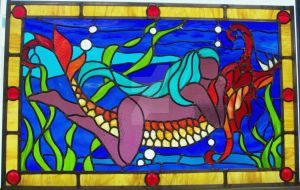 My stained glass window by aishiteru-wa