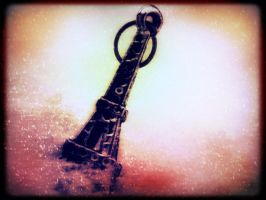mini eiffel in the snow 6 by mysteriousfantasy