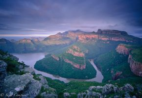 BLyde River Canyon by Shem-inja