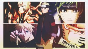 Naruto wallpaper by Dinocojv