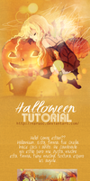 Tutorial Sig Halloween by NaruOc