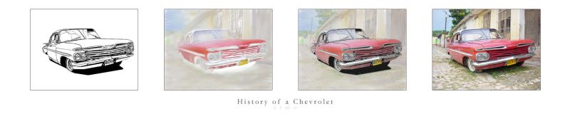 History of a Chevrolet by zimo