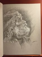 Bearded Man by Lodac