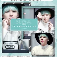 #027 Photopack | Suga | BTS by clearlikecrystal