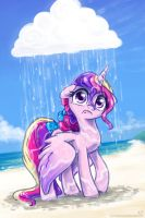 Raincloud on the loose by KP-ShadowSquirrel