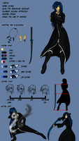 Xycann New Ref Sheet by DaShortQuiet1