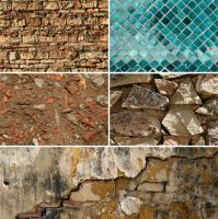 Free Brick and Tile Textures by ormanclark