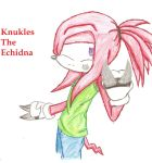Knuckles by AiXCute