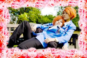 Ouran Host Club bromide? by gk-reiko