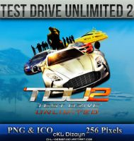 Test Drive Unlimited 2 - Icon by cKL-Design