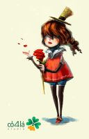 Miss Roses by dothaithanh