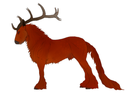 Aytan | Stag | Haven by MelonHeadGirl