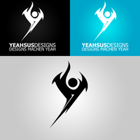 YeahsusDesigns v3 Logotype by Yeahsus
