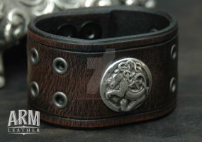 ARM Band 5 by Blackthornleather