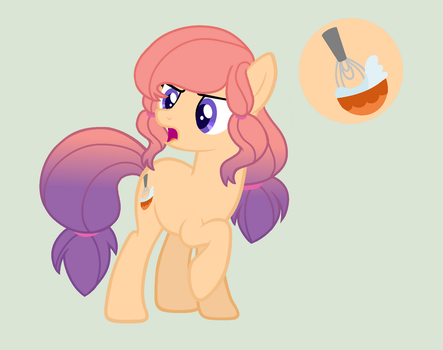 MLP OC: Pumpkin Dawn by Waffleponypanda