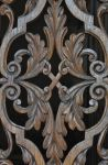 wooden ornament by rainbows-stock