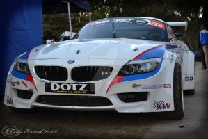 BMW Z4 GT3 Drift Car by Cellebre