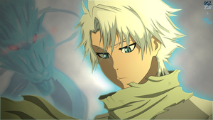 Toshiro Hitsugaya by shoenengz