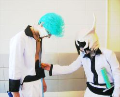 Bleach:Cosplay Muffins by xXFireTenshiXx