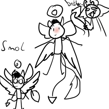 Maybe 2 New Ocs, Not Sure by spring-locket