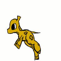Girrafe Raptor Run by speedcow12