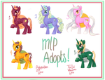 .: Unicorn Adopts:. All Open by AdoptablesLiveHere