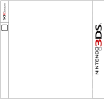 Nintendo3DS Template by LizardKid123