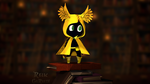 Library Relic (1080p) by Guruith