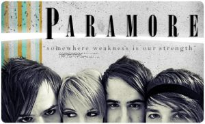 Paramore Banner by nathan7321