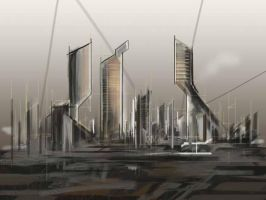 Future City by VincentGordon