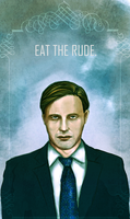 Hannibal by bryzunovrokks