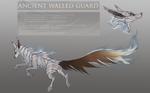 [CLOSED] ancient walled guard auction by florawolf