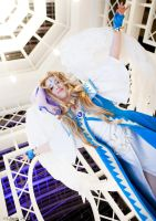 Belldandy - Goddess First Class by AngelSamui