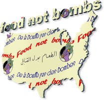 Food not bombs by MorocCant