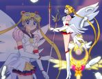 Eternal Sailor Moon by celeurmouy