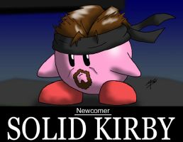 Solid Kirby by Arbok-X