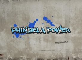 Phinbella power grafiti by parejascpfans